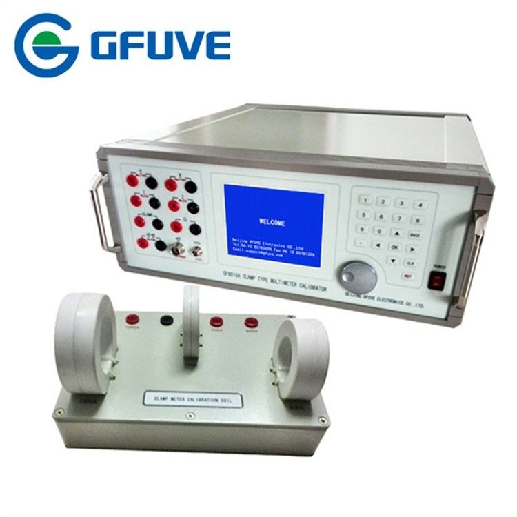 GF6018A Electrical Test Equipment 1000V Clamp Type Multimeter Calibrator आपूर्तिकर्ता