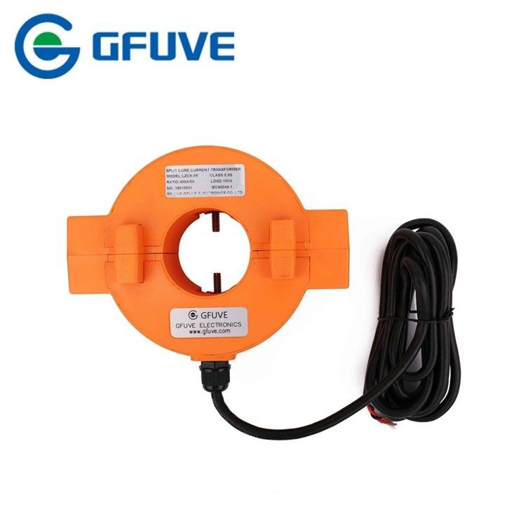 Outdoor Waterproof Split Core Current Transformer 50/60Hz Rated Frequency आपूर्तिकर्ता